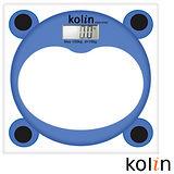 歌林Kolin-電子體重計-(藍)KWN-SH02