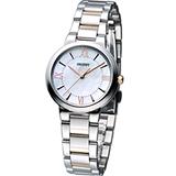 東方錶 ORIENT 高雅珍珠 時尚腕錶 FQC0N002W