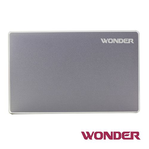 Wonder旺德 8000mAh 高容量雙輸出智慧型行動電源 WA-P038