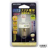 【太星電工】 MAXSTAR LED節能環保無罩燈泡 12LED/E14/1W.
