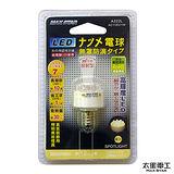 【太星電工】MAXSTAR LED節能環保無罩燈泡 8LED/E12/1W.