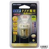 【太星電工】 MAXSTAR LED節能環保無罩60度照射 12LED/E27/1W.