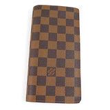 Louis Vuitton N60017 Damier 棋盤格紋雙折零錢長夾 預購