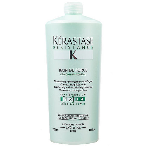 KERASTASE 卡詩 煥髮重建髮浴(1~2級) 1000ml