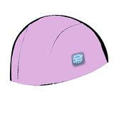 潑寶 Splash About - Swim Hat 抗UV泳帽- 粉紫滿天星