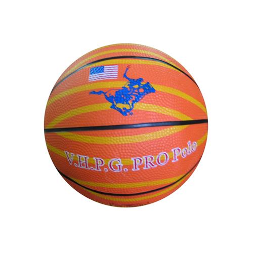 POLO彩色3號籃球