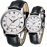 MIDO Baroncelli II 永恆機械對錶 M8600.4.21.4. M7600.4.21.4