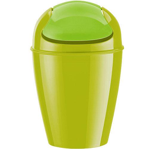 《KOZIOL》搖擺蓋垃圾桶(綠XXS)