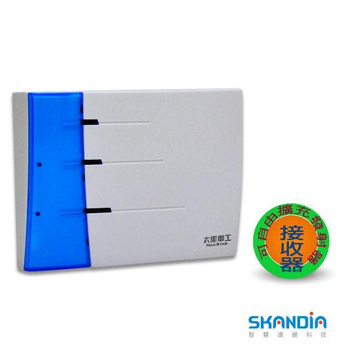 太星SKANDIA 式門鈴 電池式接收器  DL480.