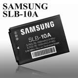 三星 SAMSUNG SLB-10A/SLB-10 相機專用原廠電池 (平輸密封包裝)