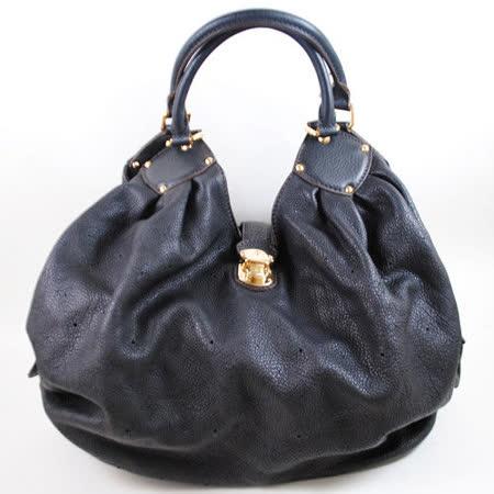 Louis Vuitton M95547 XL 雷射洞洞羊皮肩背包.黑 現貨