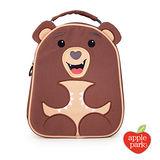 美國【Apple Park】造型保溫餐袋 - 小熊