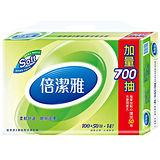倍潔雅超質感抽取式衛生紙150抽*14包