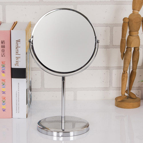 薇亞2.5倍彩妝桌上鏡 雙面鏡