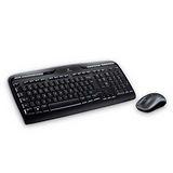 羅技無線滑鼠鍵盤組MK330