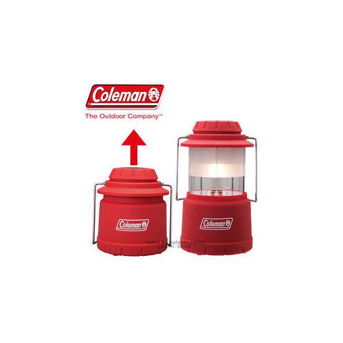 【美國Coleman】伸縮型LED露營燈-豔陽紅CM-3159JM000