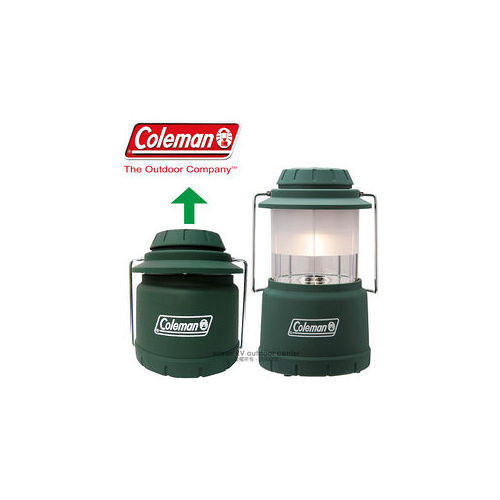 【美國Coleman】伸縮型LED露營燈-草原綠CM-3160JM000