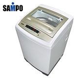 SAMPO聲寶 FUZZY單槽抗菌全自動10公斤洗衣機ES-A10F(Q)送安裝