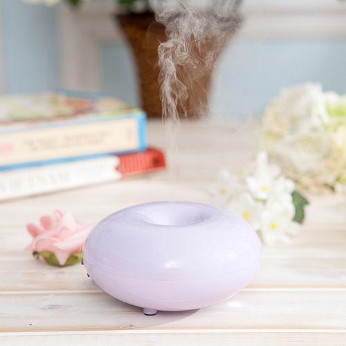 【TickTock】法式馬卡龍甜甜圈水氧機(紫)