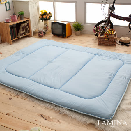 LAMINA 防蹣抗菌日式床墊