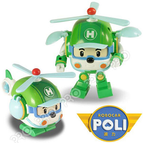 【POLI 變形車系列】變形赫利 RB83169