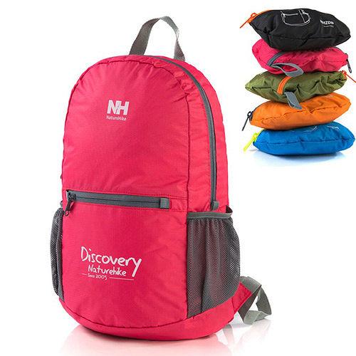 PUSH!戶外旅遊用品 折疊便攜式 登山包 背包 騎行包 旅行包 萬用旅行袋 提袋 收納袋