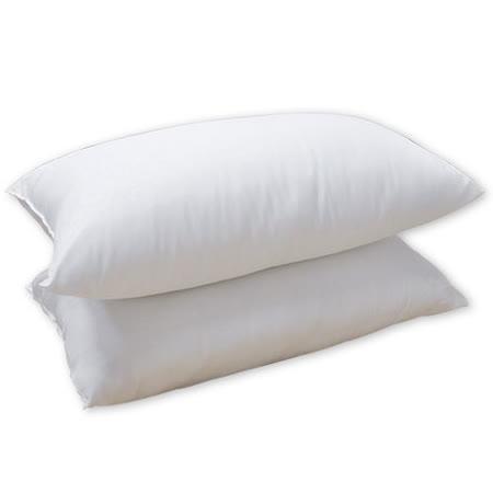 英國Abelia 雕花透氣舒眠壓縮枕2入
