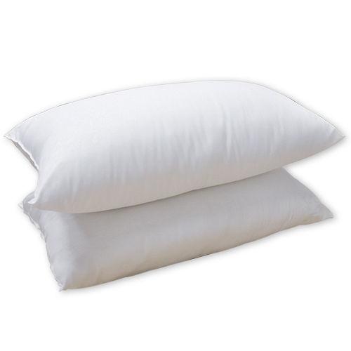 英國Abelia立體雕花透氣舒眠壓縮枕2入