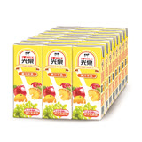 光泉保久乳-果汁牛乳200MLx24入/箱