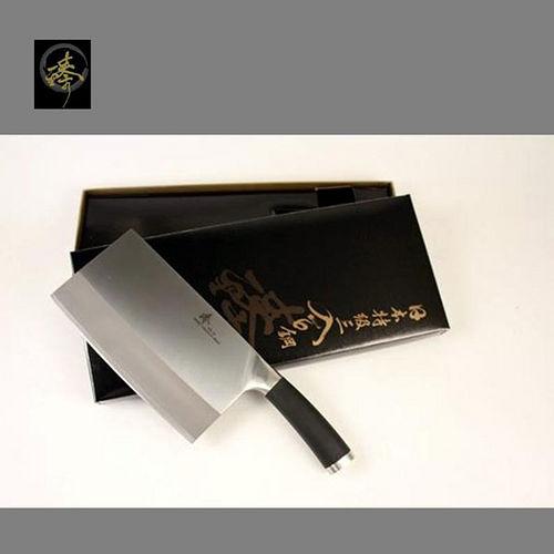 料理刀具 三合鋼系列-中式菜刀-剁刀 〔臻〕高級廚具