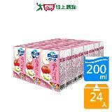 福樂調味乳-蘋果牛乳200ml*24入/箱