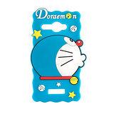 Doraemon 哆啦A夢 HTC Butterfly 2D立體保護套-嘟嘴哆啦A夢