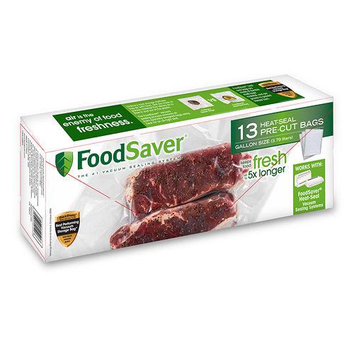 FoodSaver真空袋13入裝(3.78L)