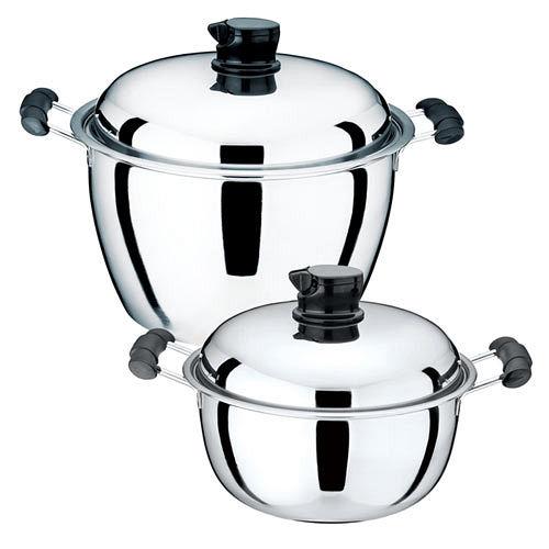 媽咪 ~鵝頭牌~9公升鍋蓋兩用全能料理鍋 CI~3063  4公升鍋蓋兩用蘋果鍋 CI~2
