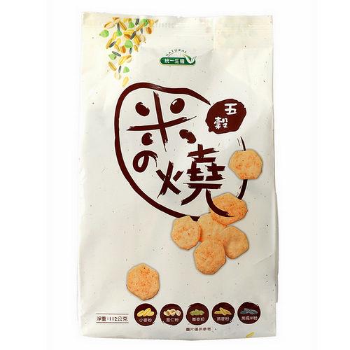 [統一生機]五穀米の燒 (112g)