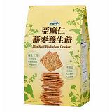 [統一生機]亞麻仁蕎麥養生餅(294g)