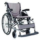 【全球醫療】康揚鋁合金手動輪椅 舒弧105.2 KM1500.4