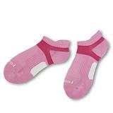 (任選)Footer健康除臭襪 FUNCTION女款輕壓力足弓除臭襪(T92M-粉紅)