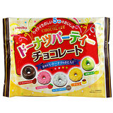 冬之戀甜甜圈巧克力 158g
