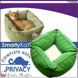 美國Smartykat 深度睡眠超柔軟貓窩 寵物窩懶貓床