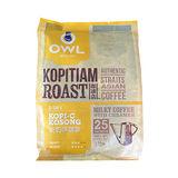 【貓頭鷹】 二合一炭烤咖啡-325g/袋