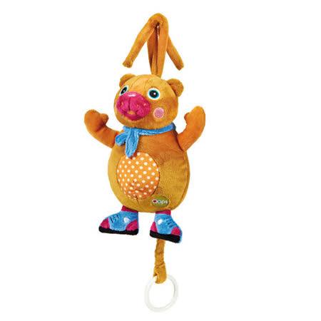 瑞士【OOPS】快樂音樂玩具--大熊