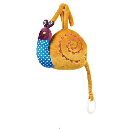 瑞士【OOPS】快樂音樂玩具--蝸牛