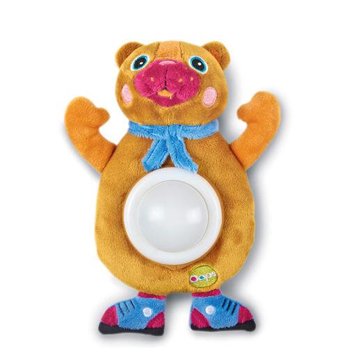 瑞士【OOPS】快樂小夜燈-大熊