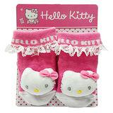 【BabyTiger虎兒寶】三麗鷗Hello Kitty立體襪子
