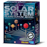 【4M】Solar System Planetarium Model Making Kit 立體九大行星