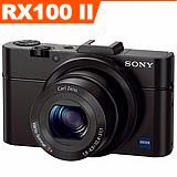 SONY RX100M2 / RX100II大光圈類單眼相機*(中文平輸) - 加送小腳架+讀卡機+相機清潔組+高透光保護貼