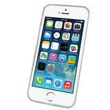 J21透明款iphone5S/5手機清水套(加贈螢幕保護貼)