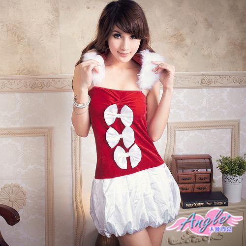 【天使霓裳】濃情限定 聖誕派對 時尚洋裝耶誕服 角色服