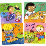【Childs Play】Helping Hands小幫手系列(全4書)